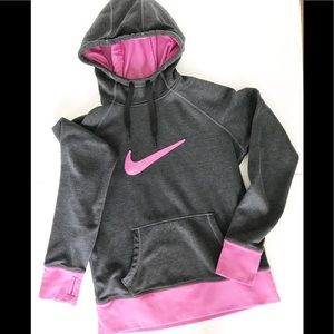 Nike Big Swoosh All Time Logo Therma-fit Hoodie